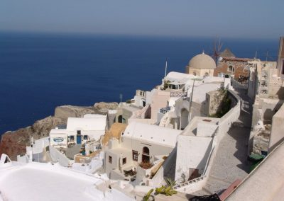 North part of Oia